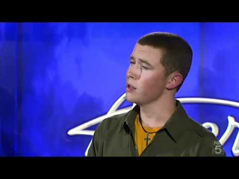 Scotty McCreery Audition - American Idol 2011 Winner