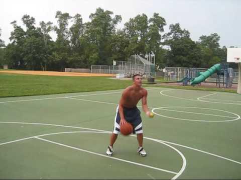 Tennis ball drills
