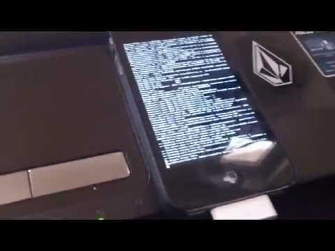 Jailbreak IOS 6.1.3 iDevice Semi Untethered / Redsn0w