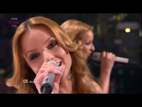 "Slovakia: ""I'm Still Alive"", Twiins - Eurovision Song Contest Semi Final 2011 - BBC Three"