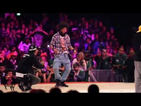 Dance Battle Of The Week  Les Twins (France) Vs Lil'O   Tyger B (USA)