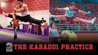 SOTY2 | The Kabaddi practice