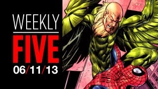 The Weekly Five - June 11, 2013 HD