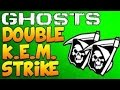 "Insane Double Unique ""KEM STRIKE"" No reload and Pistol (Call of Duty Ghosts)"