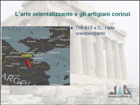 videocorso storia dell'arte greca - lez 3 - parte 3