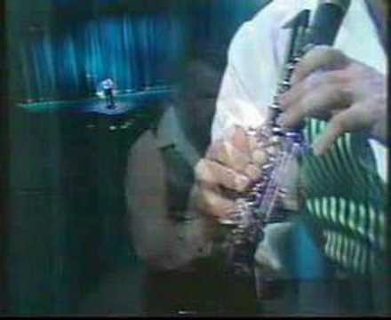 Mr. Acker Bilk - Stranger On The Shore 1988 (Live)
