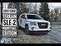 2017 GMC Terrain Nightfall SLE-2 Road Test and Review | Pye Chevrolet Buick GMC