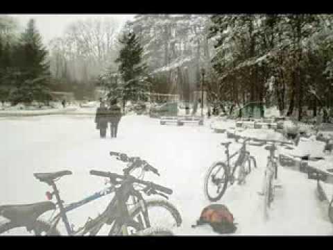 VIDEOCLIP Viscol pe doua roti prin Parcul Herastrau