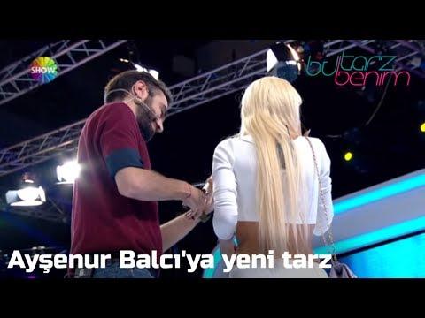 Kemal Doğulu'dan Ayşenur Balcı'ya yeni tarz / Bu Tarz Benim