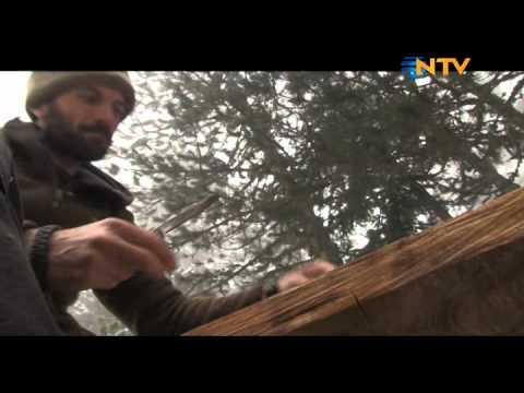 Doğada Tek Başına - Dağ Evi 8 Bölüm (28 03 2012)
