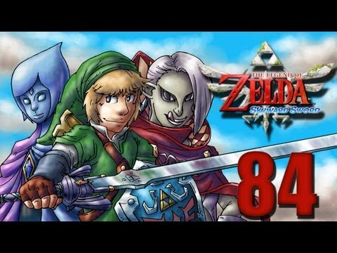 Let's Play Zelda Skyward Sword [German][Blind][#84] - Die vergessene Truhe!