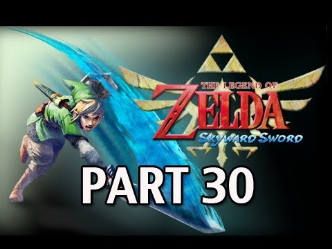 Legend of Zelda Skyward Sword - Walkthrough Part 30 BOSS Imprisoned Let's Play HD