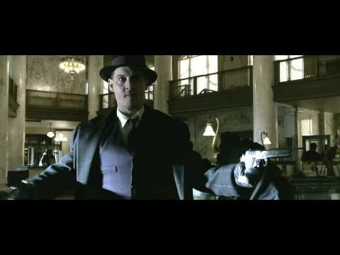 Public Enemies -  Trailer [HQ HD]