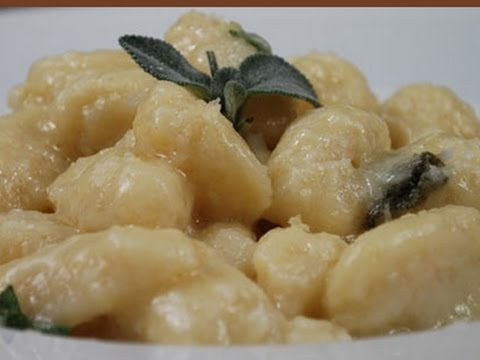 Gnocchi di patate burro e salvia