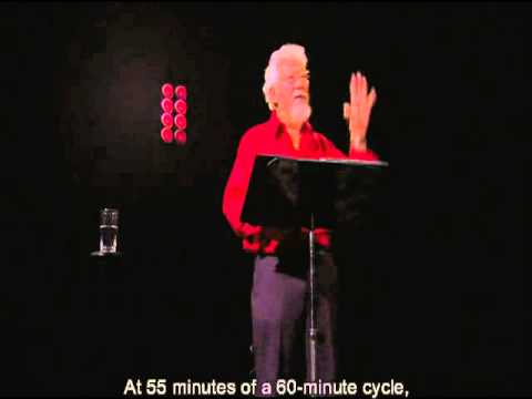 Force of Nature clip - David Suzuki speaks about exponential growth