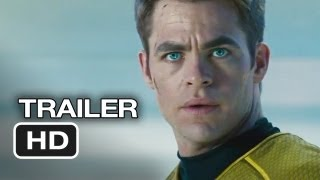 Star Trek Into Darkness Official Trailer (2013) - JJ Abrams Movie HD
