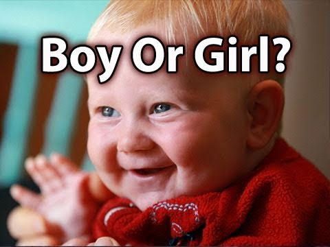 This Baby-s Gender Is A Secret!