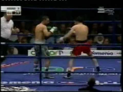 (1) Prince Naseem Hamed vs Manuel Calvo