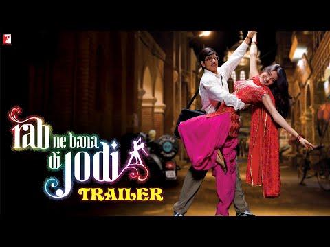 Theatrical Trailer - Rab Ne Bana Di Jodi  -  (RNBDJ)