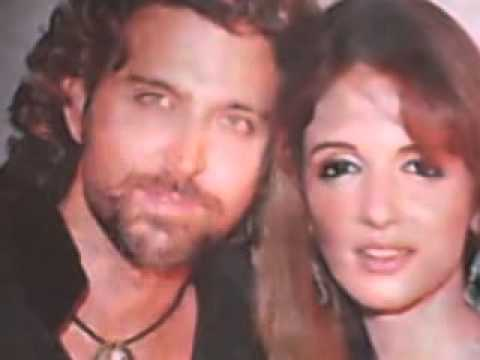 Shortly divorce bitwin this persion Hrithik Roshan and Suzanne Roshan.