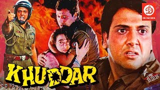 Khuddar - Bollywood Action Movie  Govinda, Karishma Kapoor & Shakti Kapoor  Bollywood Hindi Movies