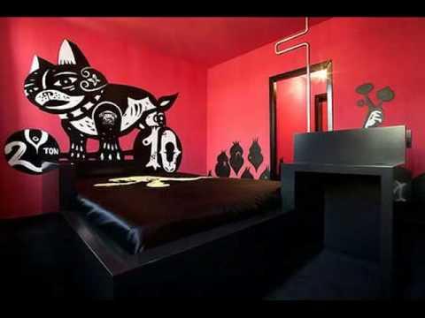 Pintura mural para habitaciones infantiles y juveniles - Pinturas para habitaciones juveniles ...