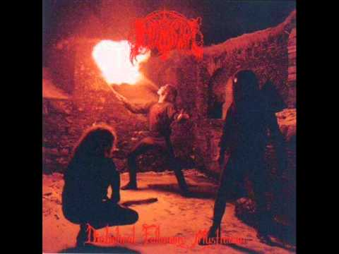 Immortal - Diabolical Fullmoon Mysticism 1992 [Full Album]