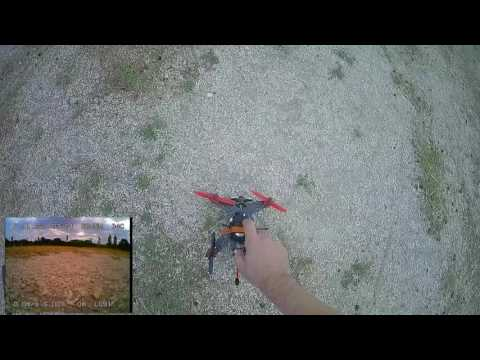 Eachine Assassin 180 V2 demo flight  (Courtesy Banggood) - default