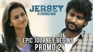 JERSEY - EPIC Journey Begins | Post Release Promo 2