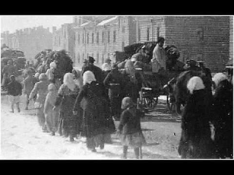 Marcha por la Justicia 2012 - 97º aniversario Genocidio Armenio.wmv
