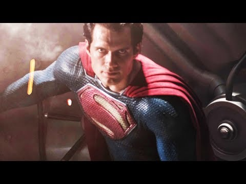 Man of Steel Official Trailer #3 2013 Superman Movie [HD]