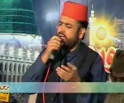 URDU NAAT(Faqat Muqame Nabi)AFZAL NOSHAHI.BY  Naat E Habib