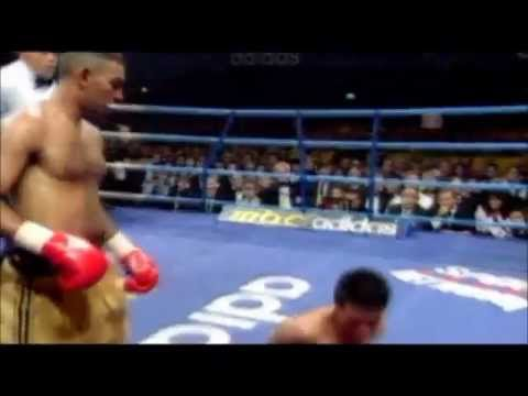 Prince Naseem Hamed Highlights HD