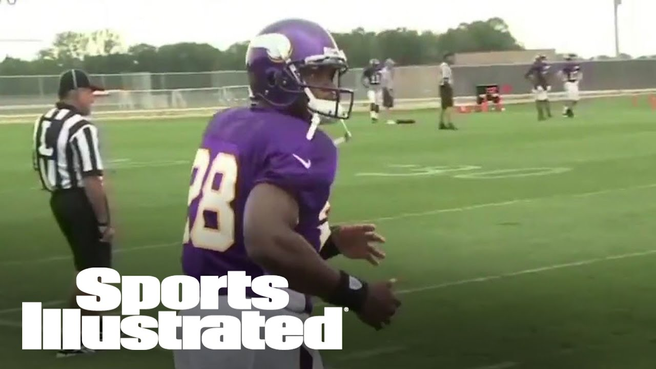 Brandt: Why Adrian Peterson will not play another down for the Minnesota Vikings | SI Now
