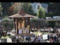 Mănăstirea Băile Herculane în sărbătoare