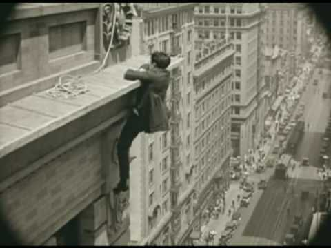 Harold Lloyd-s Safety Last- 1923