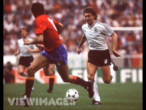 Germany 1984 European Championship