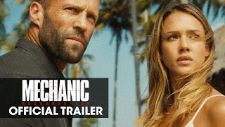 Mechanic: Resurrection Official Trailer