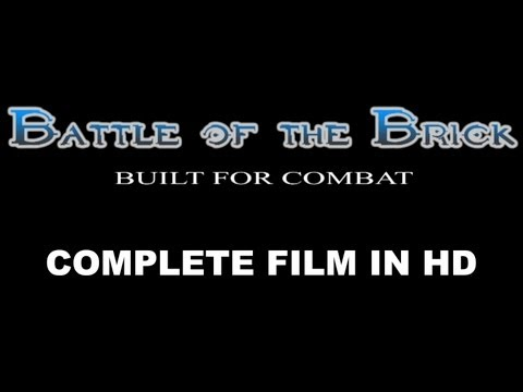 Battle of the Brick, Built for Combat (Complete Film)(Lego Halo Animation)