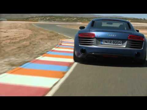 Fotos und Video vom Audi R8 V10 plus