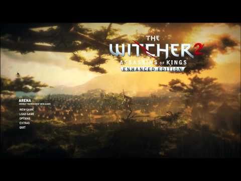 Let's Play The Witcher 2 - Part 1 - Introduction [BLIND] (PC) (Enhanced Edition) [HD] [1080p]