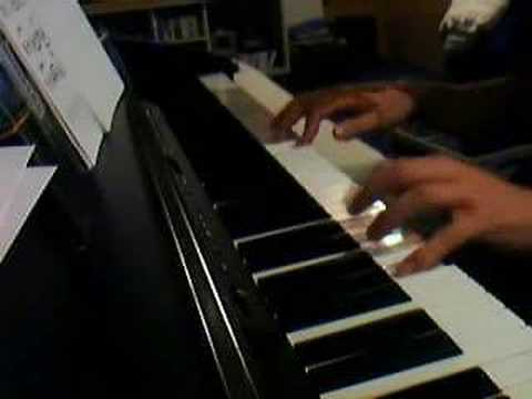La Valse d-Amelie Piano Version