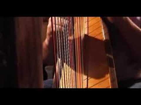 Carolan-s Dream - played on celtic harp