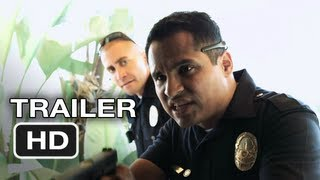 End Of Watch Official Trailer (2012) Jake Gyllenhaal Movie HD