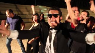 La Parodie de PSY &laquo;&nbsp;Gentleman&nbsp;&raquo; by Al Akhawyn
