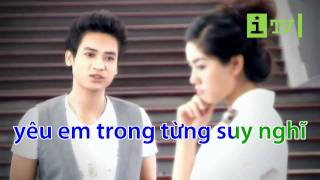 Suy nghĩ trong anh - karaoke ( only beat )