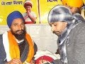 Babbu Maan Supports Bhai Gurbaksh Singh Ji Speech At Gurdwara Amb Sahib