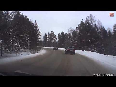 Видео подборка аварий на дорогах 2015