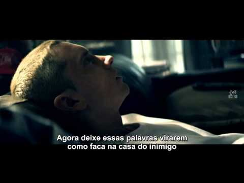 Eminem Ft. Bruno Mars - Lighters (Legendado) HD