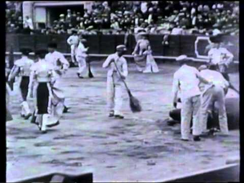 CIEN AÑOS DE TAUROMAQUIA  1º